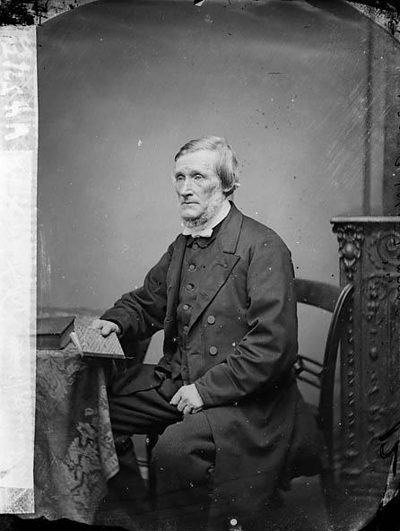 [Revd E Williams, Defynnog (1870)]