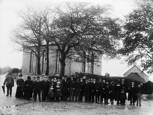 [Memebers of Pantydefaid (Unit) chapel, Llandysul (Cer)]