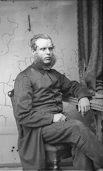 [Revd Ellis Thomas Davies, Abergele (1822-95)]
