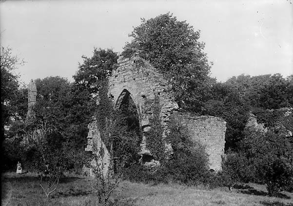 [The abbey, Llandudoch]