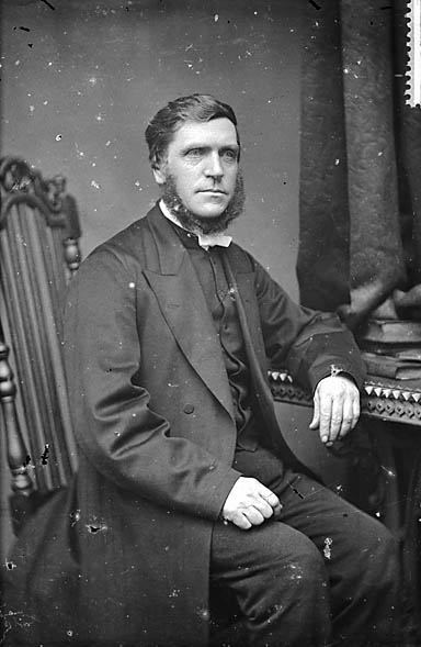 [Revd Griffith Williams, Talsarnau (1824-81)]