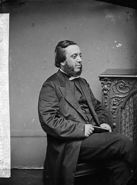 [Revd D Saunders (1831-92)]