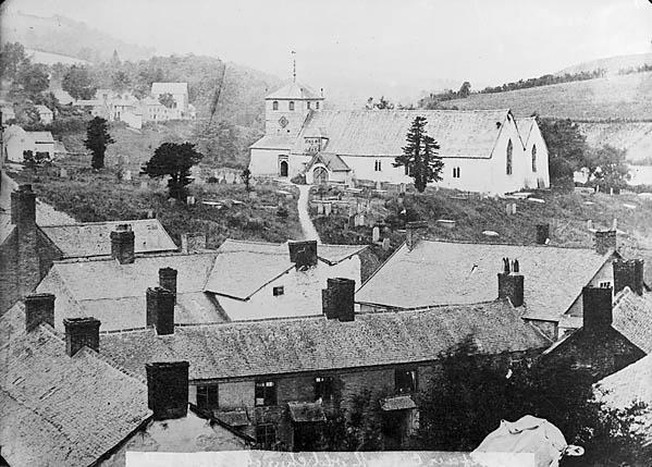 [The old church, Llanfair Caereinion]