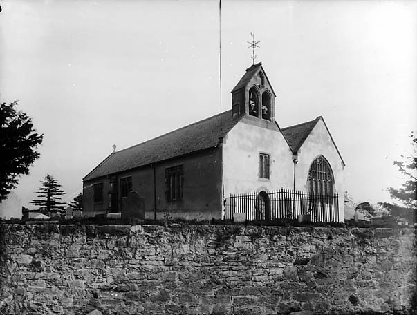 [The church, Llandyrnog]