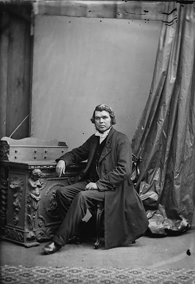 [Revd John Emlyn Jones (Ioan Emlyn, 1820-73)]