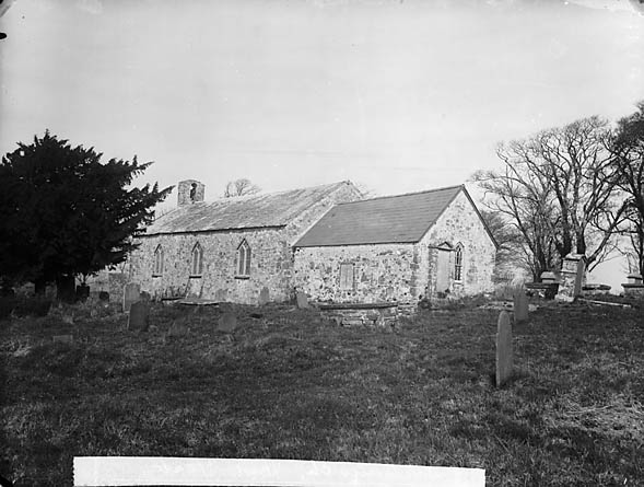 [The church, Llandysilio (Penf)]
