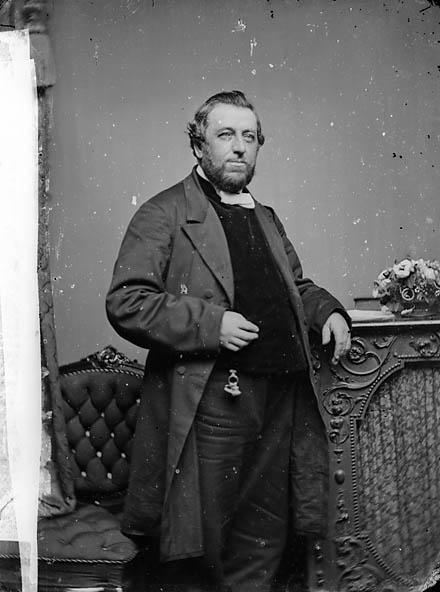 [Revd Edward Stephen (Tanymarian, 1822-85) (?)]