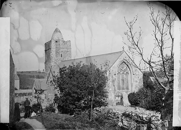 [The eglwys, Llanfechell]