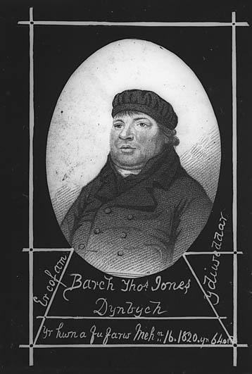 Er cof am y diweddar Barch Thos Jones, Dynbych
