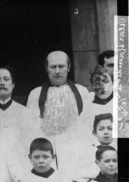[Revd Hughes, vicar of Llanidloes (copy)]