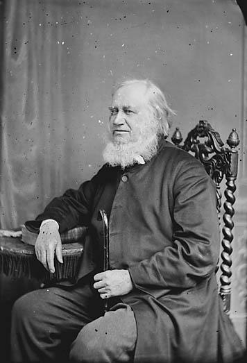 [Revd Dr William Rees (Gwilym Hiraethog, 1802-83)]