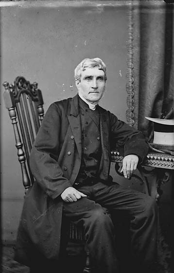 [Revd William Griffiths, Holyhead (Cong)]
