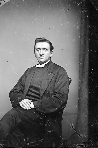 [Revd Hugh Jones, Tegarth (1837-1919) (c1893)]