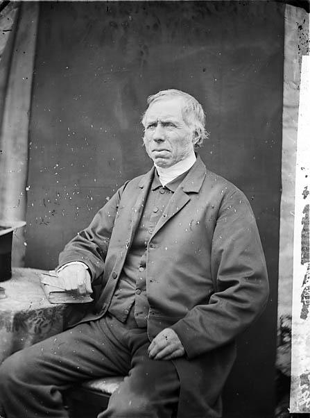 [Revd John Jones, Llanbedr (CM)]