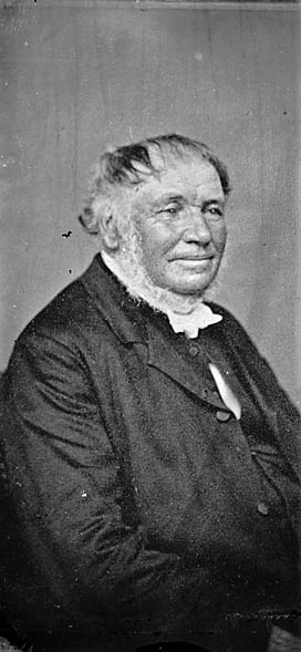 [Revd. John Davies, Nercwys (1799?-1879)]