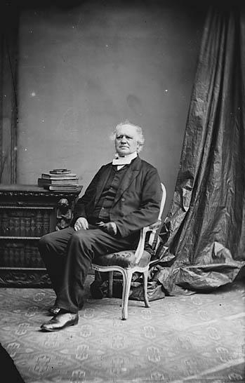 [Revd Henry Rees (1798-1869)]
