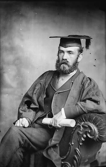 [?Professor Thomas Powel (1845-1922)]