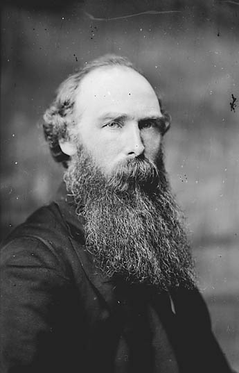[Revd William James, Aberdar (1848-1907) (U)]