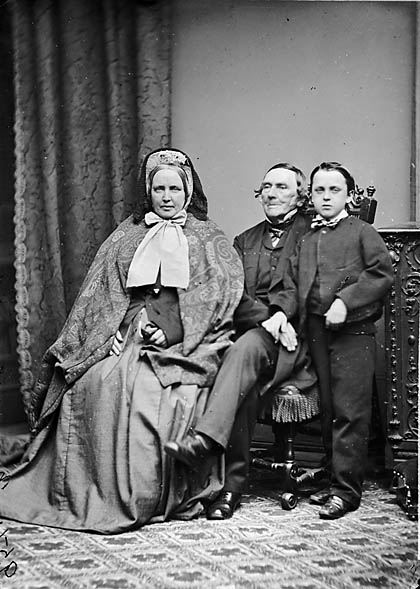 [Mr & Mrs Samuel Jones, Pall Mall, Liverpool]