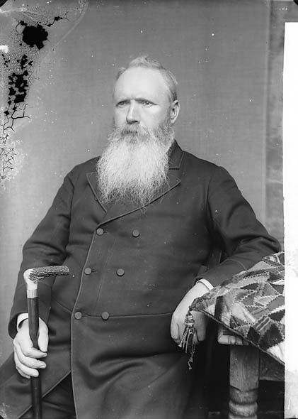 [Revd Benjamin Thomas, Narberth (Myfyr Emlyn, 1836-93)]