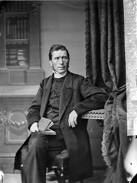 [Revd John Evans (Iota Eta, d.1882)]