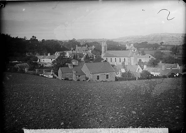 [A view of Betws-yn-Rhos from W.C. field]