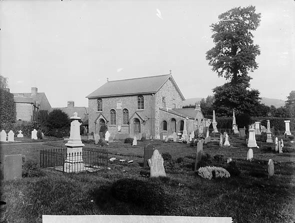 [Pendref Chapel (Cong), Llanfyllin]