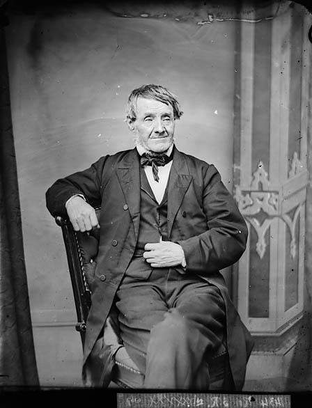 [Revd Samuel Roberts (SR, 1800-85) (1867)]