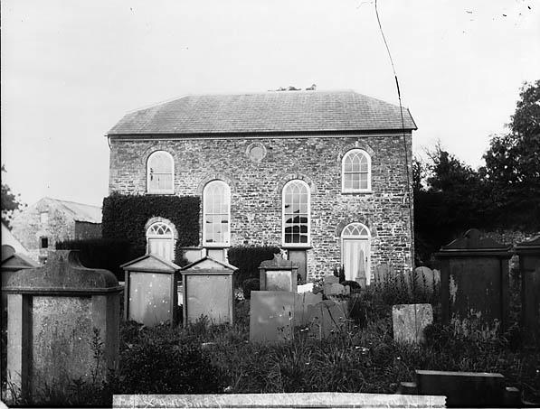 [Llwynrhydowen old chapel (Unit)]