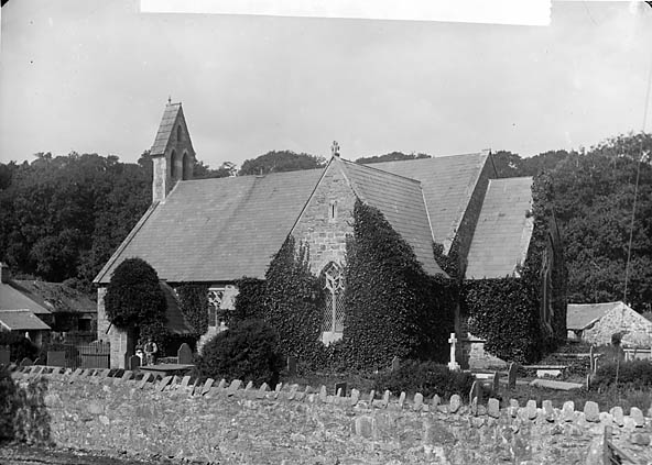 [The church, Llanystumdwy]