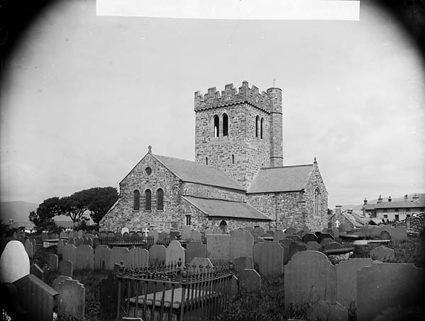 [The church, Tywyn]