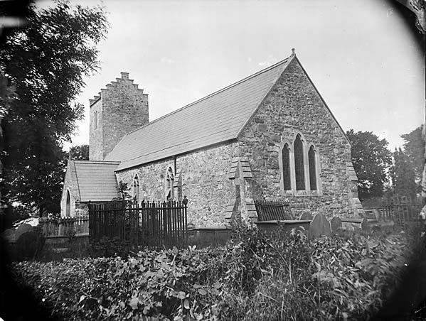 [The church, Llannor]
