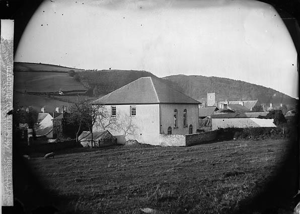[Ebenezer chapel (W), Eglwys-bach]