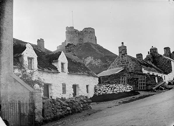[The castle, Cricieth]