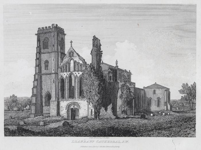 Llandaff cathedral, S.W