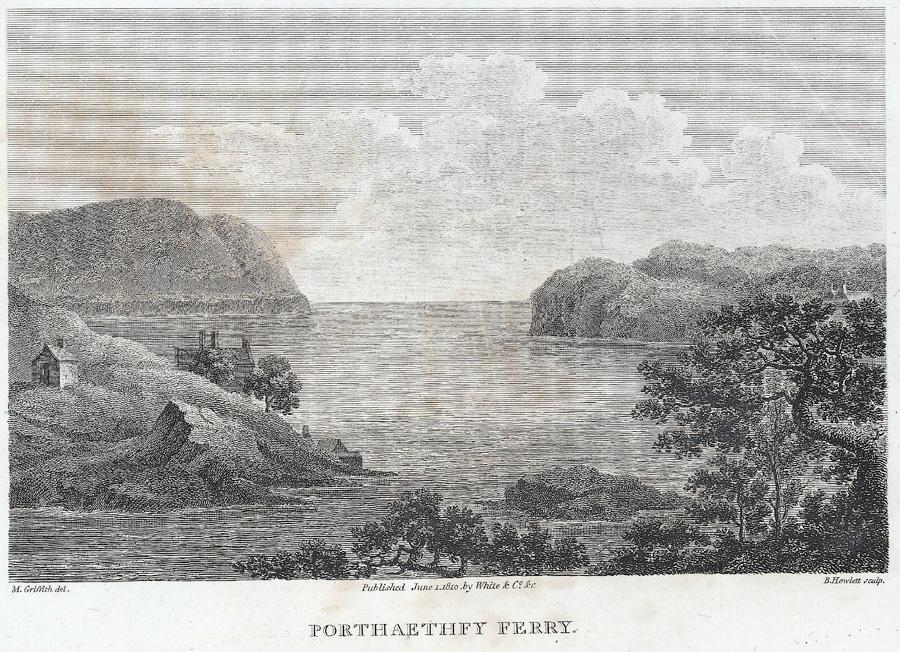 Porthaethfy Ferry
