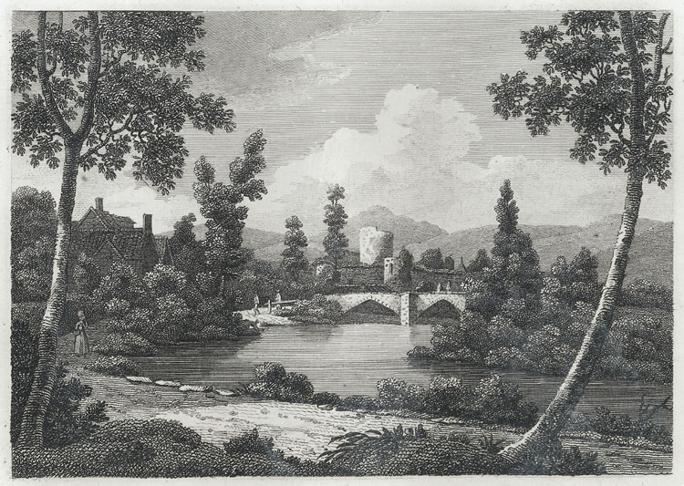 [Bridge and Castle of Scenfrith]