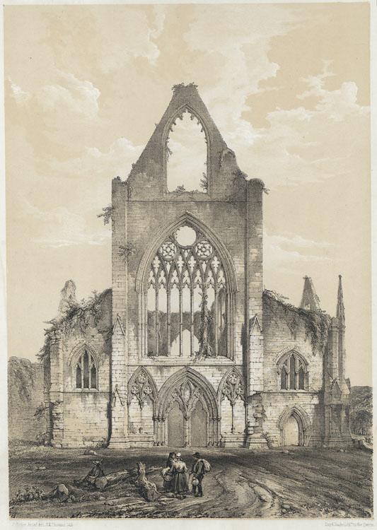 Tintern Abbey Church
