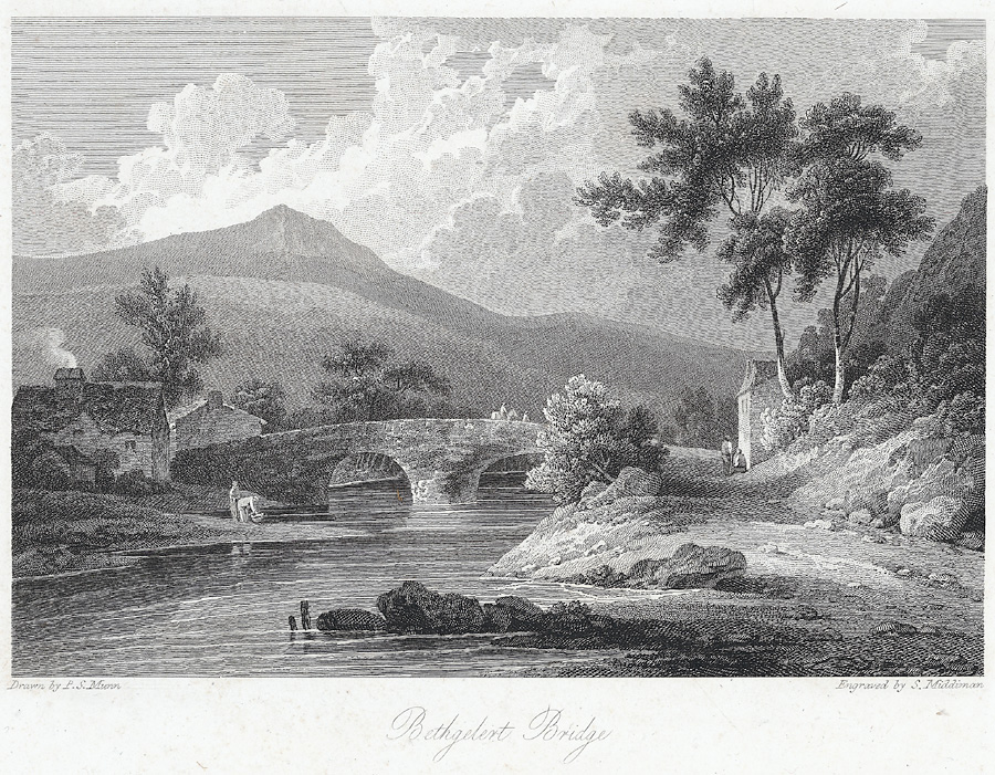 Bethgelert Bridge
