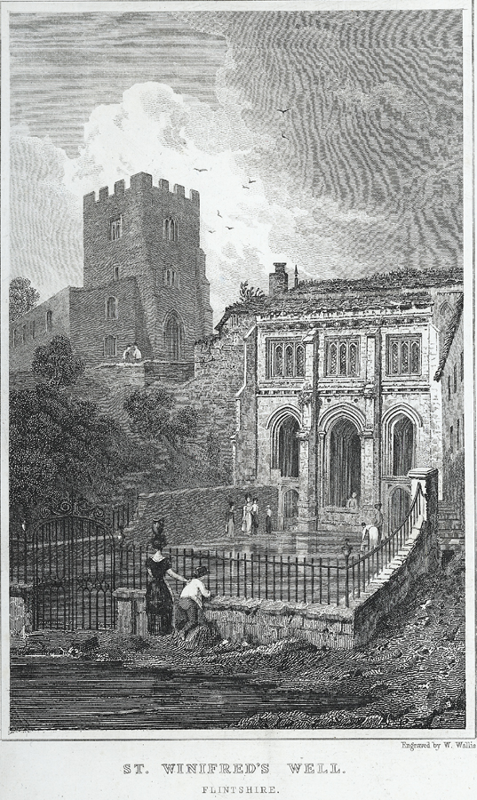 St. Winifred's Well, Flintshire