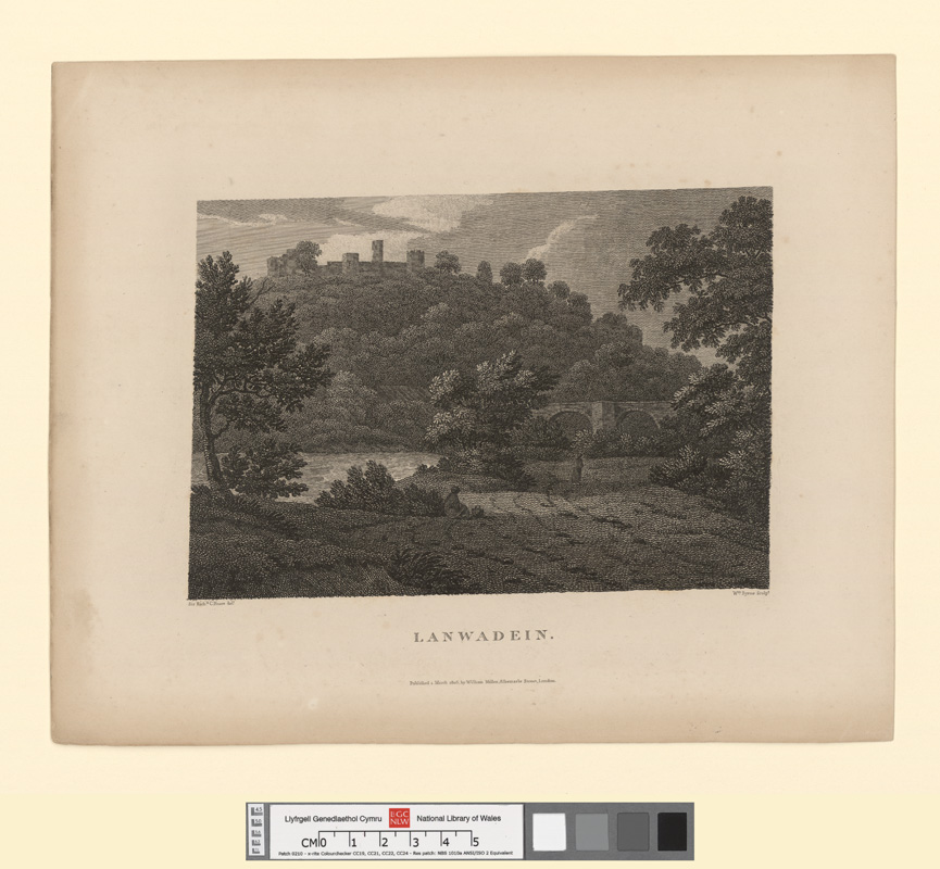 Lanwadein 1 March 1806