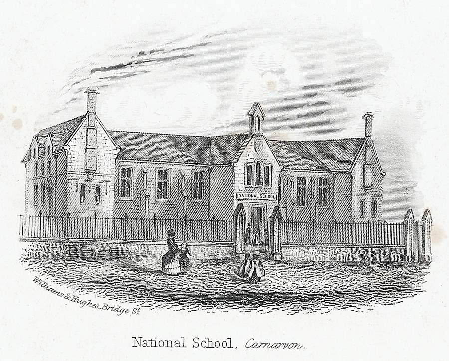 National School, Carnarvon