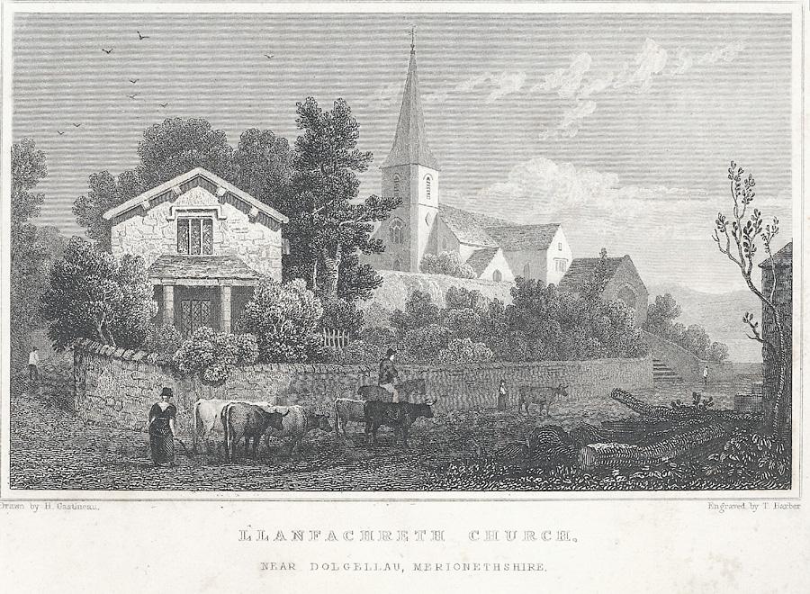 Llanfachreth Church