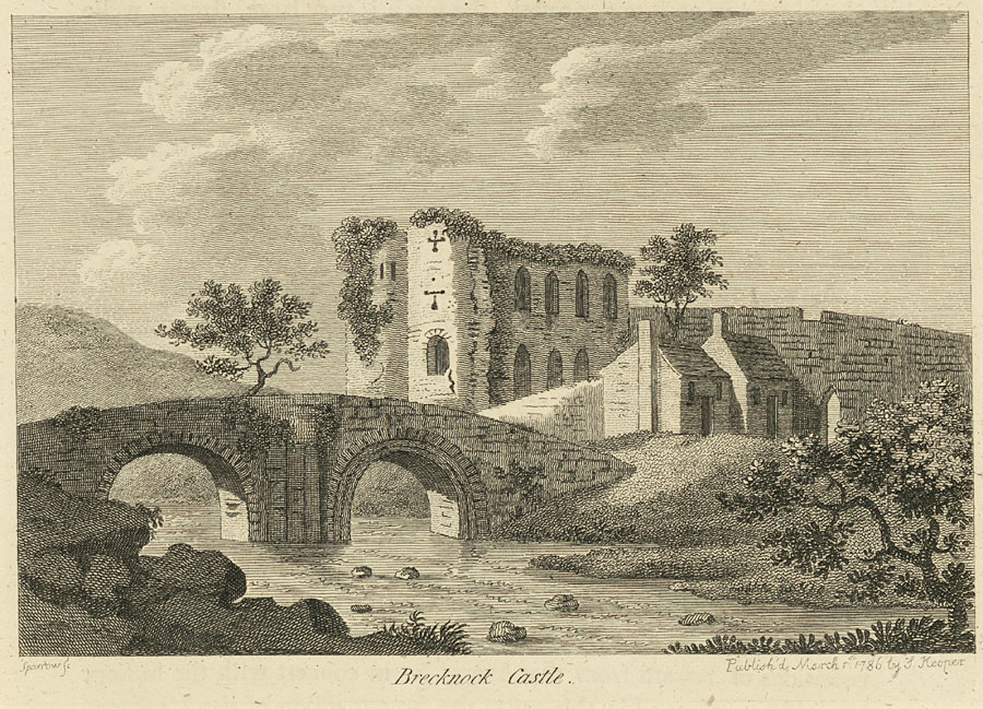 Brecknock Castle