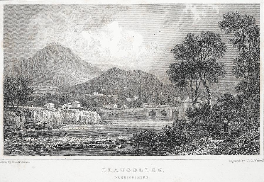 Llangollen, Denbighshire