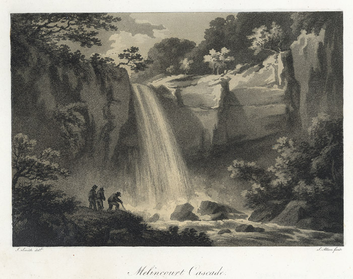 Melincourt cascade