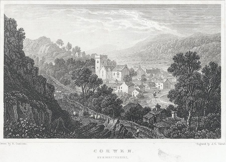 Corwen, Merionethshire