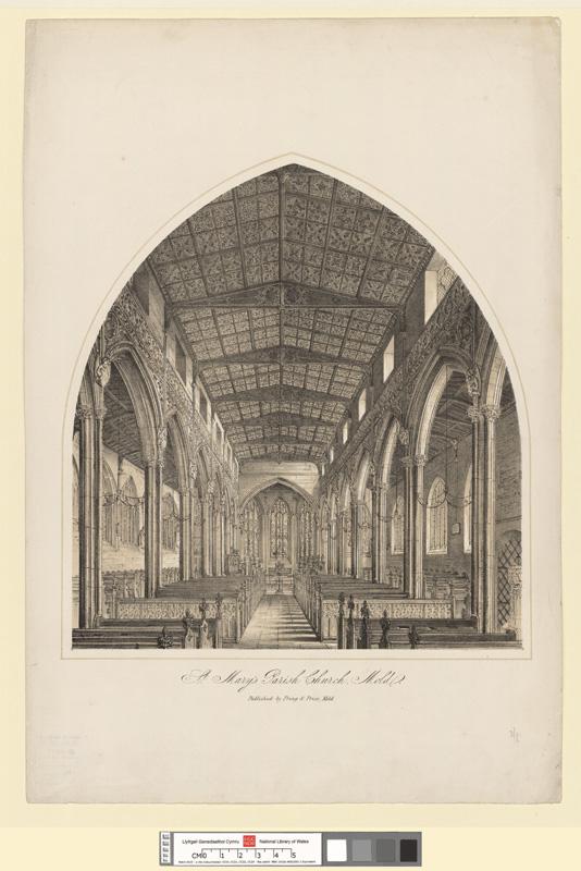 St. Mary's Parish Church, Mold