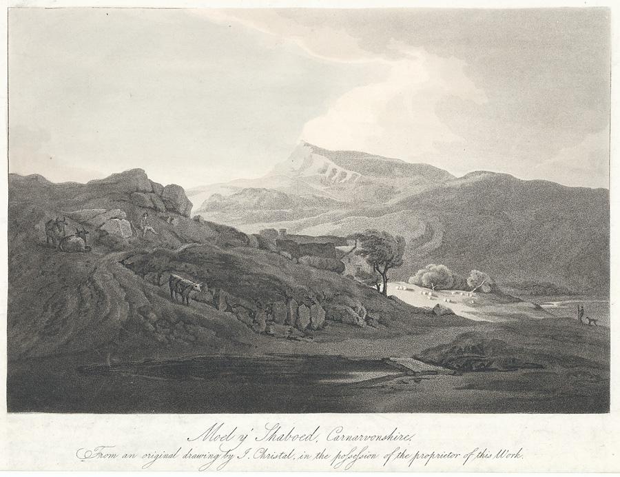 Moel y Shaboed, Carnarvonshire