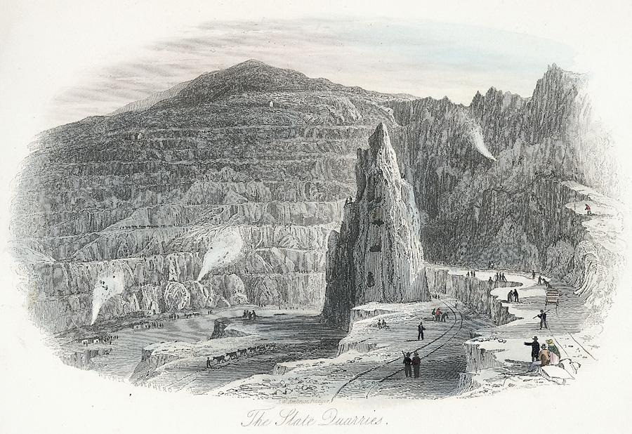 The Slate Quarry [Penrhyn]
